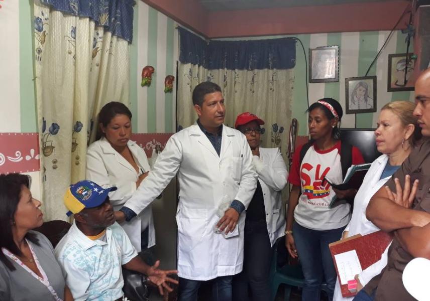 Desarrollan jornada de salud para entrega de medicinas en Barinas y Falcón