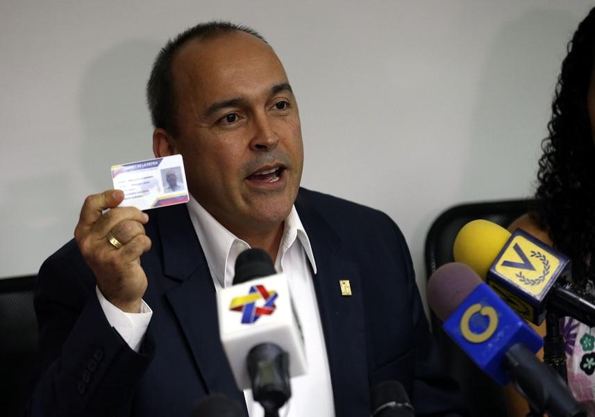 Presidente Maduro encarna el proyecto histórico de nuestros libertadores — Delcy Rodríguez