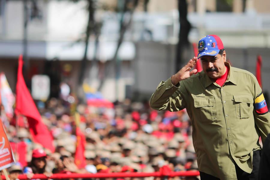 Venezuela: Maduro pide fijar fecha de presidenciales a más tardar el lunes