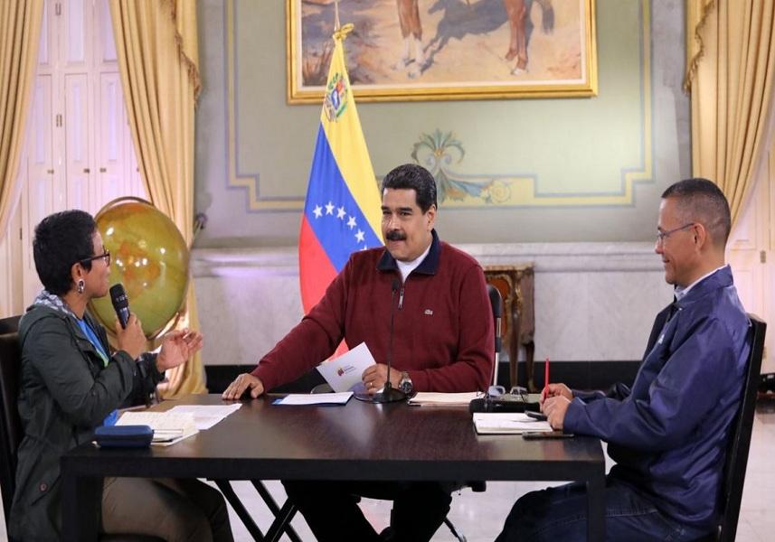 Maduro fue derrotado en Dominicana por no lograr acuerdo — Andrés Velásquez