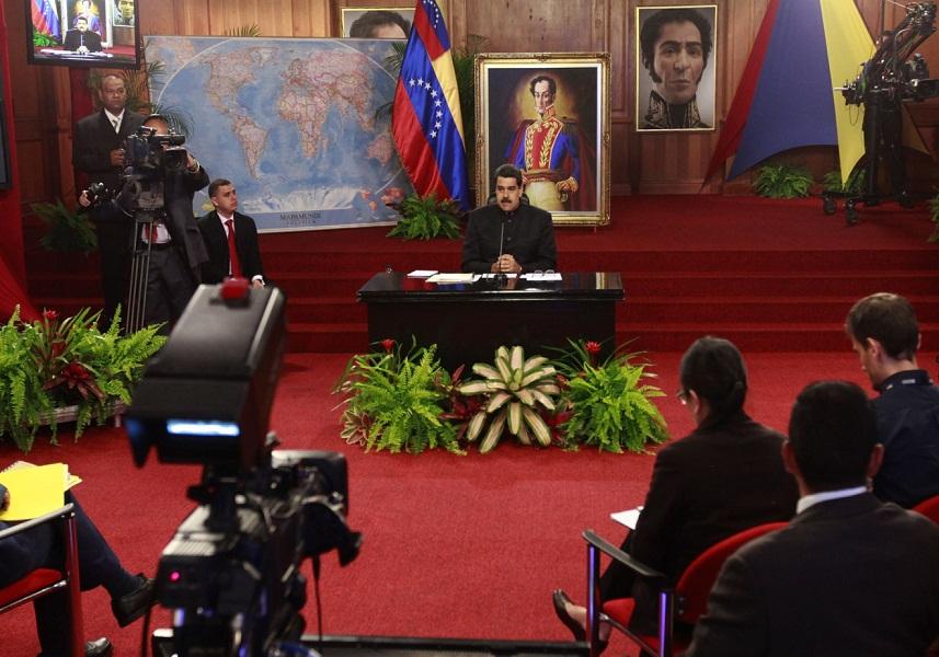 Vetan al presidente Maduro de participar en la Cumbre de las Américas