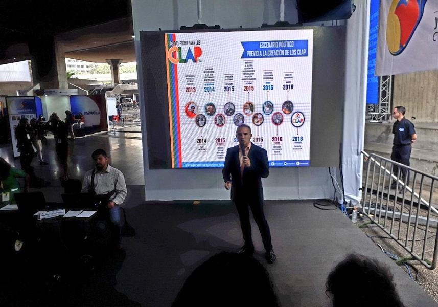 Freddy Bernal: Los Clap se mantienen en batalla contra la guerra económica
