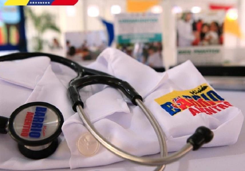Presidente Maduro comprometido con seguir llevando salud a toda la patria