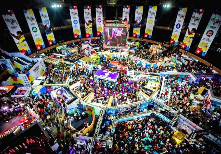 Un total de 367 empresas participan en la Expo Venezuela Potencia 2018