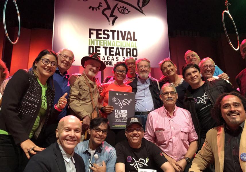Unos 271 grupos participarán en festival teatral de Venezuela
