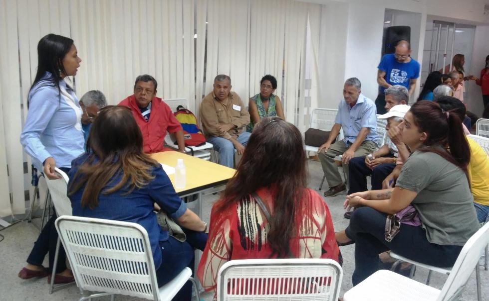 Medios comunitarios conformaron mesas de trabajo para construir un manifiesto en apoyo al Gobierno Bolivariano