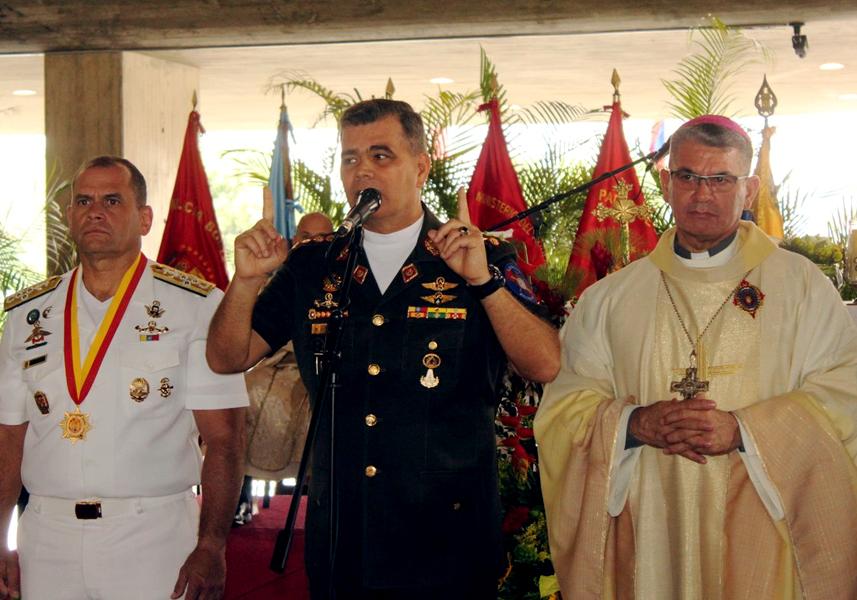 Fuerza Armada venezolana avanza en la ejecución del Plan República