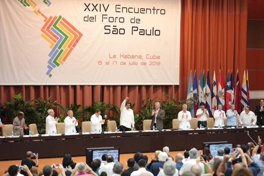 Maduro anuncia creación de la Gran Misión Cuadrantes de Paz #16Jul