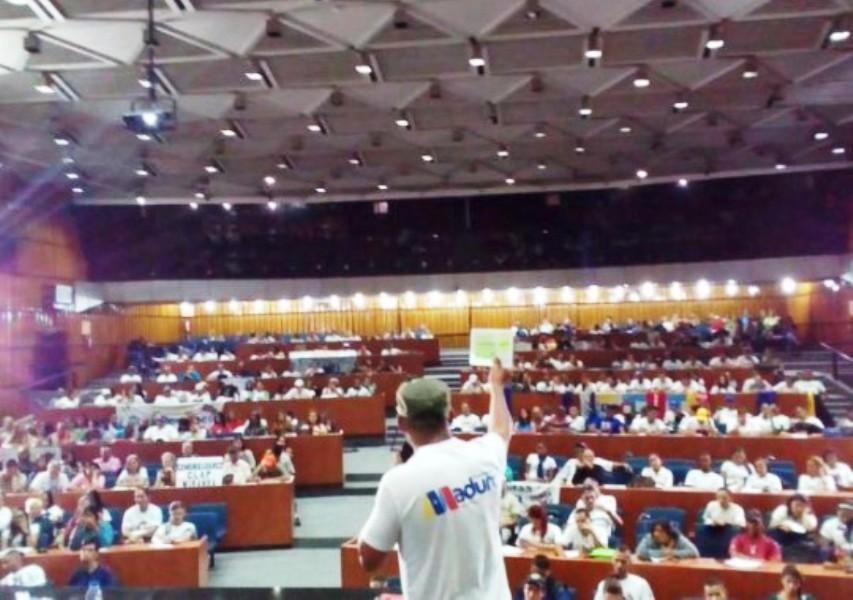 Comunicadores de la Gran Caracas se reunieron en el marco del IV Congreso del PSUV